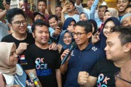 Diresmikan Sandiaga Uno, Rumah Siap Kerja di Medan siap tampung kaum milenial