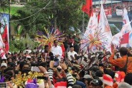 Jokowi sebut hologram dalam kampanyenya buatan anak muda