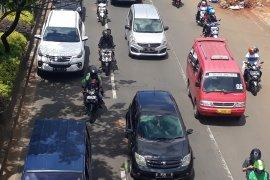 Korban tewas di Jalan Margonda Depok diselidiki