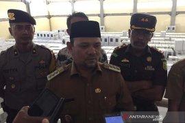 Bupati Aceh Besar minta masyarakat gunakan masker saat keluar rumah