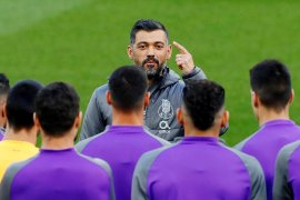 Conceicao pastikan tak ada dendam dalam benak Porto hadapi Liverpool