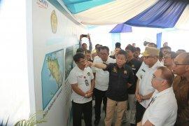 Menteri ESDM resmikan tiga proyek listrik di Aceh