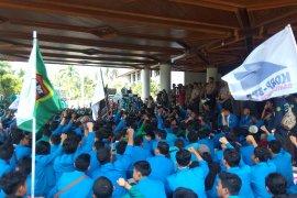 Mahasiswa tolak perusahaan tambang emas di Aceh