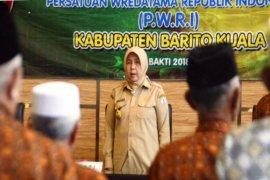 Bupati : Festival Barito Kuala sambut pemindahan ibu kota Negara