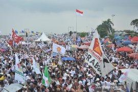 Pendukung Prabowo padati Pelataran BKB Palembang Page 2 Small