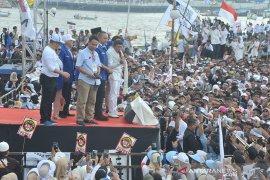 Pendukung Prabowo padati Pelataran BKB Palembang Page 3 Small