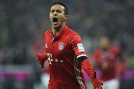Gelandang Spanyol Thiago Alcantara akan perpanjang kontrak di Bayern Muenchen