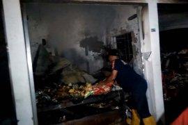 Kebakaran di Pasar Manis Purwokerto