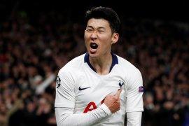 Son ingin Tottenham angkat trofi Liga Champions