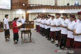 Gubernur Bali lantik 12 pejabat baru