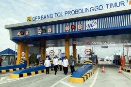 Jokowi berharap UKM Jatim berkembang dengan Tol Pasuruan-Probolinggo