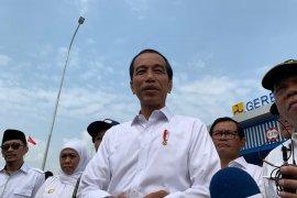 Jokowi: HUT BUMN tak ada kaitannya dengan kampanye akbar