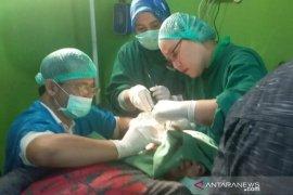 Muara Bengkal sasaran Baksos IDI Kutim, tangani 728 pasien
