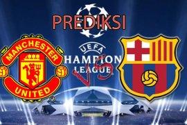 Prediksi Liga Champions: Manchester United vs Barcelona