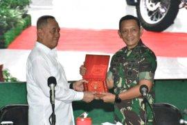 Menteri Pertahanan mengaku bangga dengan prajurit Kodam I/BB