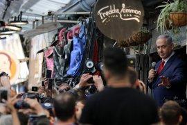 Netanyahu kembali berjanji untuk kuasai Tepi Barat