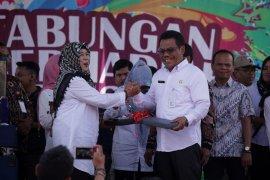Sekda Pandeglang apresiasi BPR Berkah setor deviden Rp1,5 miliar