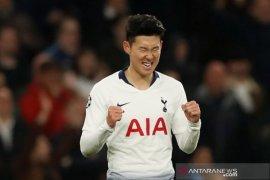 Son Heung-min berperan menangkan Tottenham