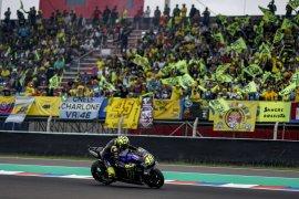 Rossi dan Vinales incar podium GP Amerika Serikat