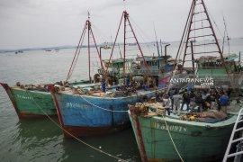 KKP tangkap enam kapal perikanan asing ilegal