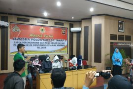 Para terduga penganiaya siswi SMP Pontianak menyesal serta minta maaf