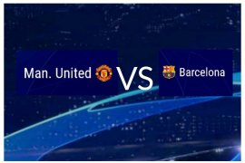 Ini prediksi laga Manchester United vs Barcelona