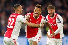 Ajax optimistis bisa bertahan lama di Liga Champions