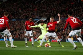 Manchester United  ingin ulangi sukses lawan PSG di Barcelona