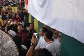 Jokowi sebut pekerja asing di Indonesia hanya 0,03 persen