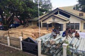 BC Bali-Nusra gagalkan penyelundupan 104,4 ton rotan ke Timor Leste