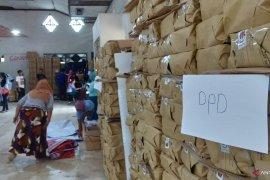 Distribusi logistik pemilu di Sampang mulai 13 April