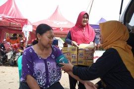 Penyakit menyerang pengungsi korban banjir di Indramayu