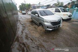 Drainase Buruk Sebabkan Genangan Air