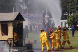 Kasus kebakaran di Bogor meningkat selama 2018