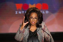 Wabah COVID-19, Oprah Winfrey sumbang 10 juta dolar AS (Rp160 miliar)