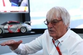 Bernie Ecclestone carikan calon pembeli tim Williams