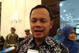 Bima Arya dilantik sebagai Wali Kota Bogor 20 April
