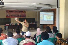 Pemilu di kabupaten terbanyak penduduknya di Indonesia