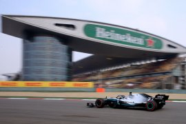 Valtteri Bottas ungguli Vettel di FP2 GP China