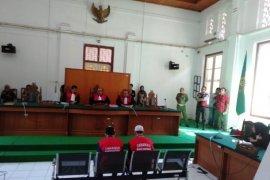 Pembunuh satu keluarga di Makassar divonis mati