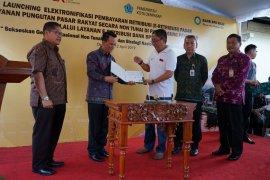 Pemkot Denpasar bersama BPD Bali luncurkan e-retribusi