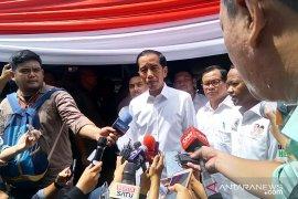 Jokowi minta polisi tegas  menangani kasus surat suara tercoblos di Malaysia
