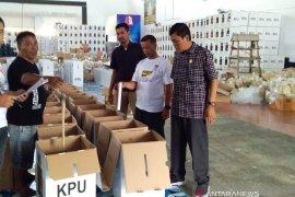KIP Nagan Raya pasok logistik Pemilu 2019