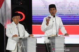 Jokowi-Ma'ruf siapkan tiga kartu dukung kesejahteraan sosial