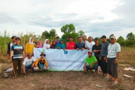 Pelatihan lokal pertanian alami mendorong kebun pangan mandiri