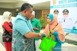 Bakti sosial RSD Idaman semarakan HUT Banjarbaru