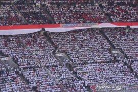 PDIP apresiasi massa rakyat ramaikan Konser Putih Bersatu di GBK Jakarta