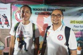 Pospera gelar pasar rakyat menjelang Pemilu 2019