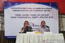 "LSI Denny JA: enam partai politik perlu langkah ""big bang"" agar lolos PT"