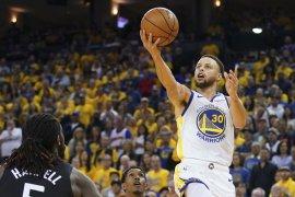 Playoff NBA: Warriors atasi Clippers 1-0